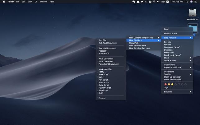 Easy New File 4.8 鼠标右键增强工具