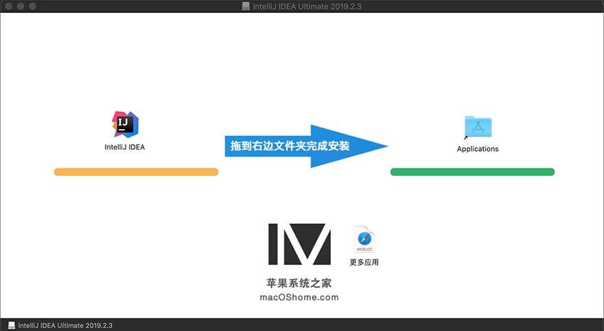 IntelliJ IDEA Ultimate for Mac 2019.3.3 中文汉化破解版