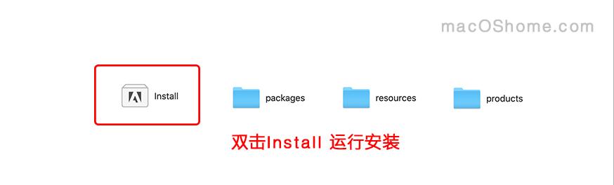 Adobe Bridge 2020 for Mac v10  中文破解版