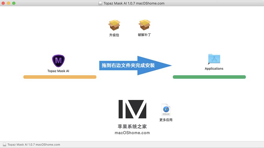 Topaz Mask AI for Mac v1.0.7 智能蒙版扣图破解版