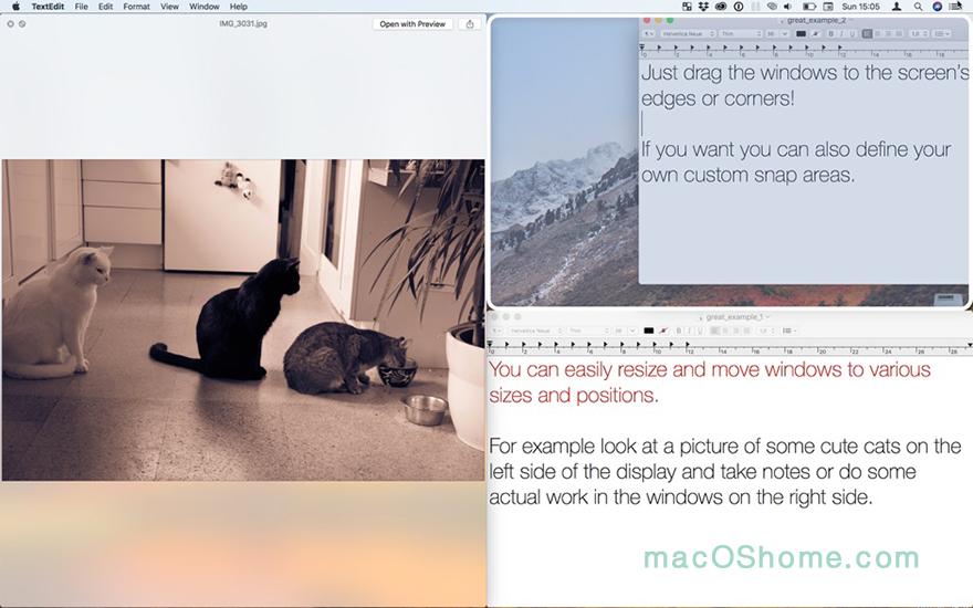 BetterSnapTool for Mac 1.9.3 窗口管理调整工具 破解版下载