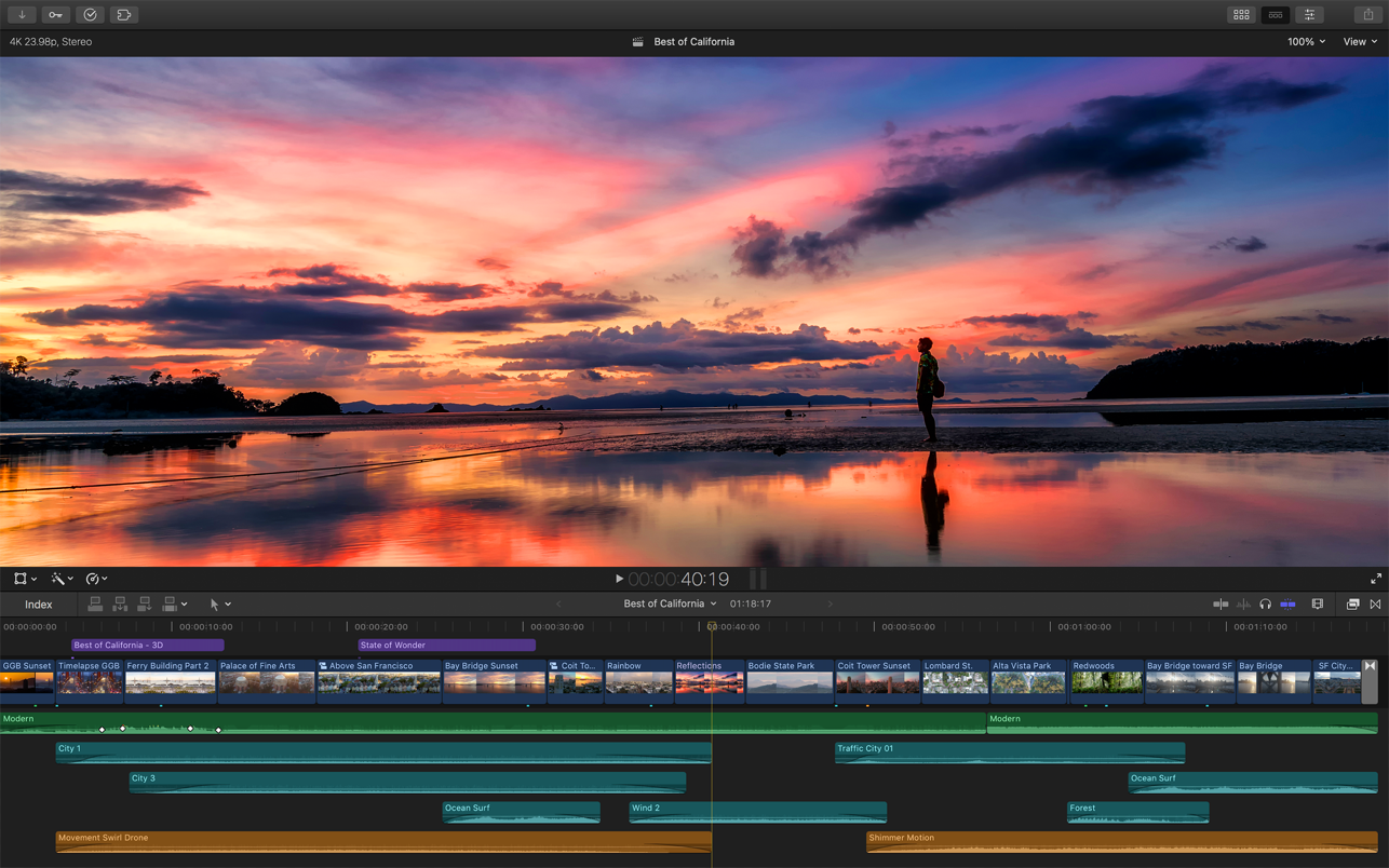 Final Cut Pro 10.5.2 免激活版本下载