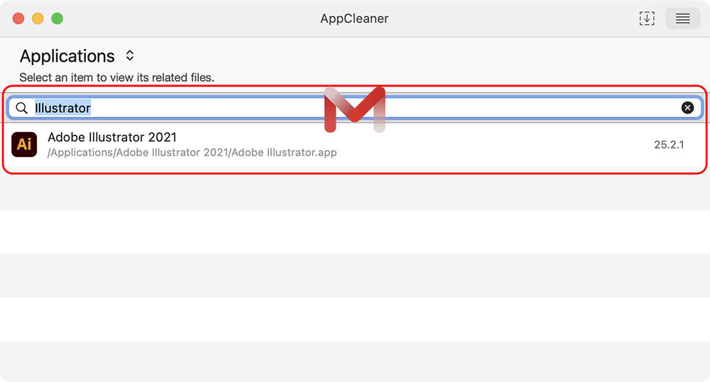 使用AppCleaner卸载软件或彻底清理残留