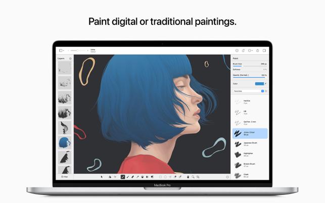 Pixelmator Pro For Mac 2.0.8 专业图像编辑