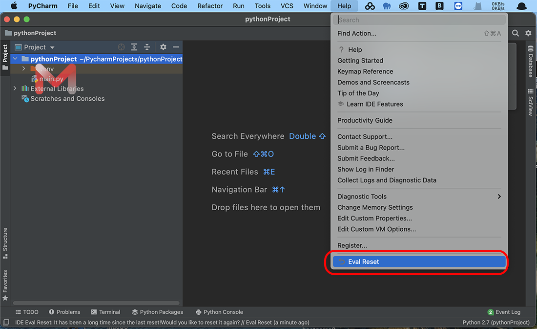 PyCharm Pro for Mac v2021.1.1 中文无限试用版