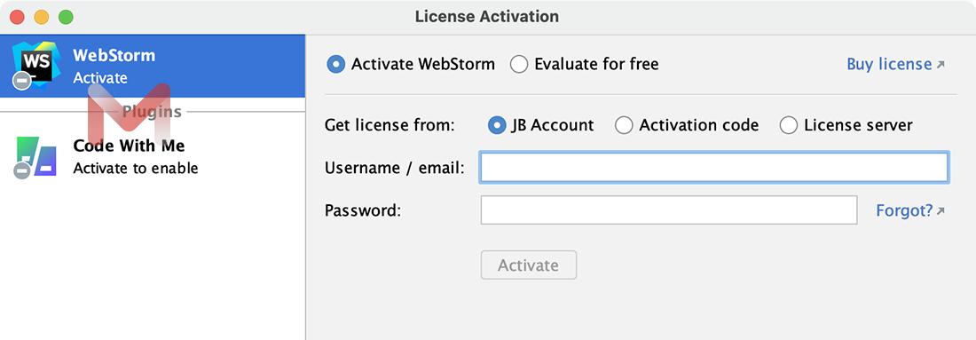 WebStorm for Mac v2021.1.1 中文无限试用版