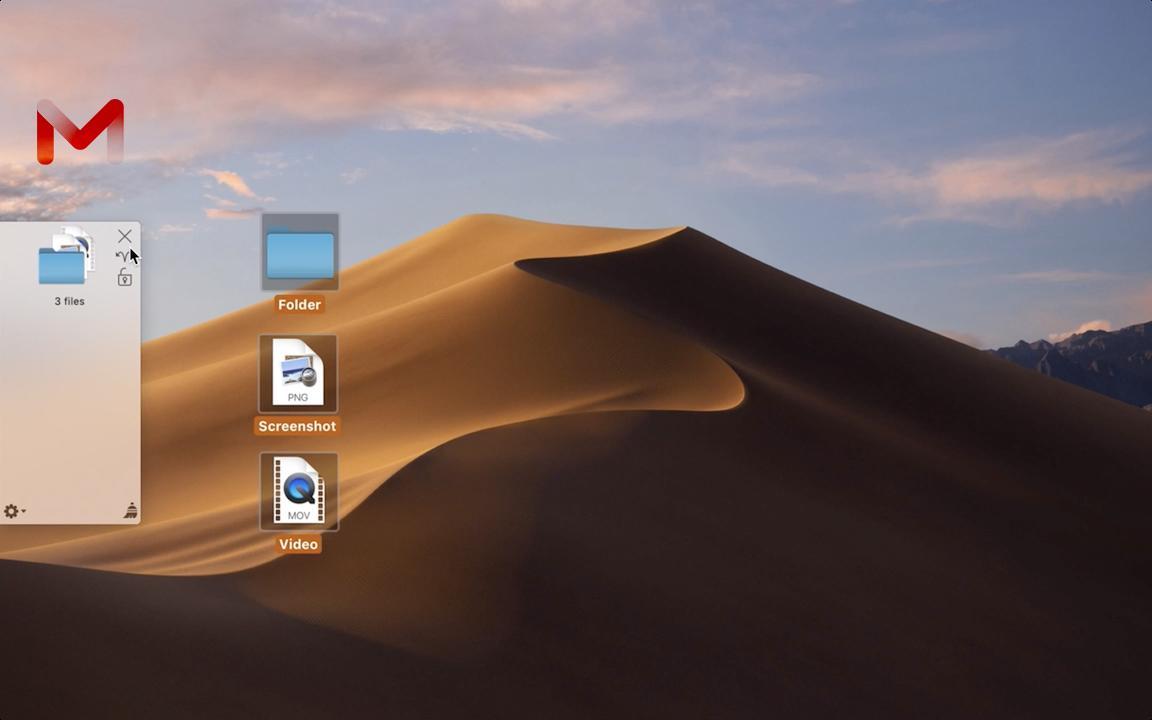 Yoink For Mac v3.5.14 改进拖放的工具中文版