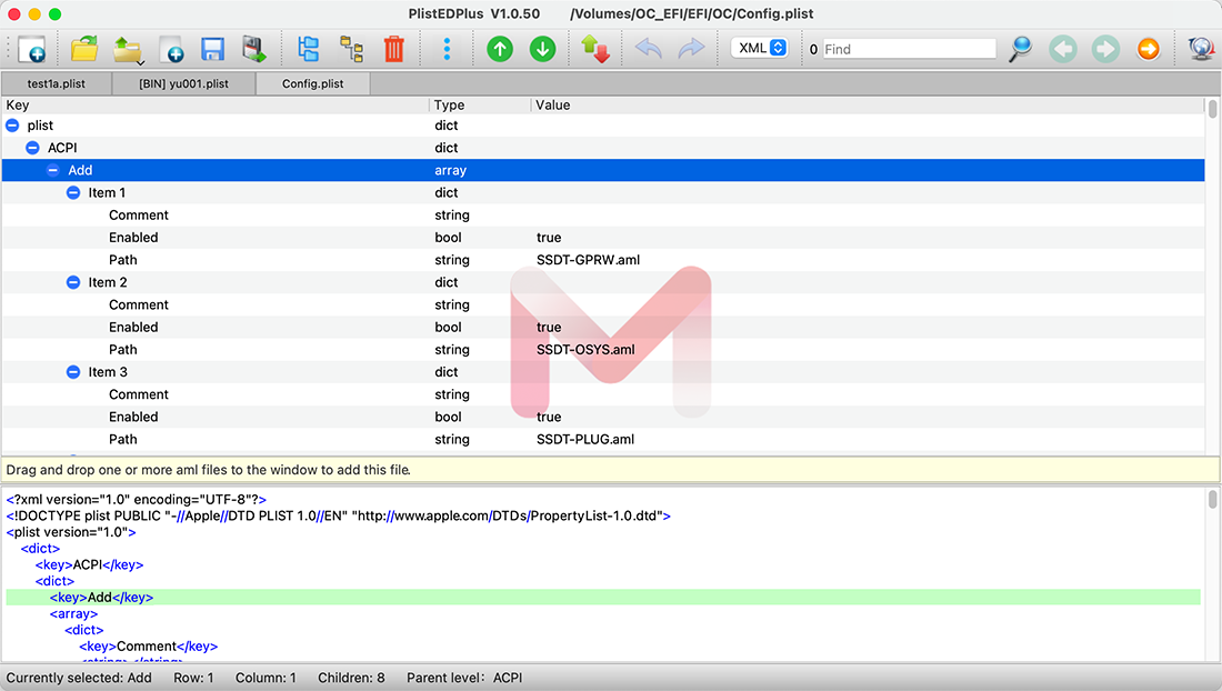 PlistEDPlus For Mac 1.0.61 开源跨平台的轻量级Plist文件编辑器