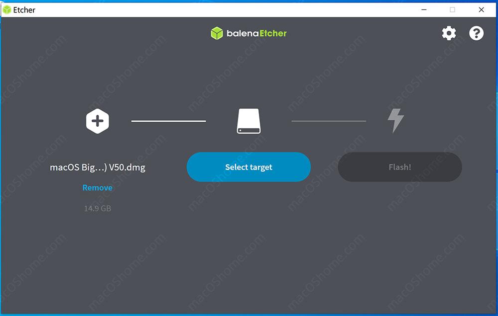 使用balenaEtcher 制作macOS 系统安装U盘,小白也能装系统啦