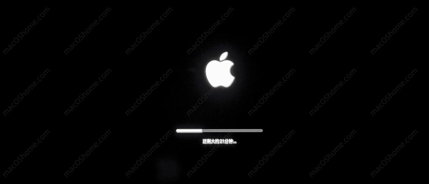 黑苹果双系统安装教程之启动抹盘安装