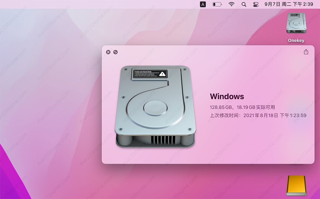 macOS点击触摸板变成无可用的窗口或显示文件预览